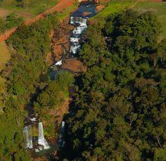 Brotas fica na chapada Guarani, que também abriga os municípios de Analândia, Torrinha, Itirapina e São Carlos, interior de SP