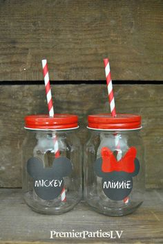 Look at these cool chalkboard labels I found! MOUSE Chalkboard Labels Mason Jar Labels for Wedding by PremierPartiesLV, etsy