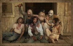 Rob zombie has horror down! Zombie Music, Rob Zombie Film, Zombie Movies, Halloween Movies, Halloween Horror, Scary Movies, Horror Movies, Good Movies, Funny Horror