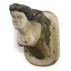 Project Mermaid, Ship Figurehead, Driftwood Projects, Nautical Art, Antique Paint, Wooden Art, Ship Art, Folk Art, Sculptures