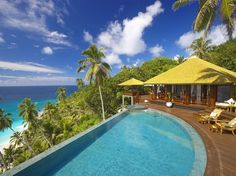 Fregate Island Private フリゲート アイランド プライベート(フリゲート島 セイシェル)の写真:Find Destination Hotel   ファインド デスティネーション ホテル