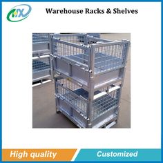 Check out this product on Alibaba.com App:Heavy duty wire roll cage supermarket roll cages warehouse roll cages https://m.alibaba.com/2a2uyi
