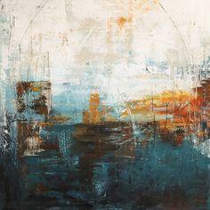 """Saatchi Art Artist mariana maia; Painting, """"noite 2"""" #art $180. 23,6x23,6 in"""