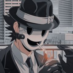 Anime Boys, Otaku Anime, Anime Naruto, Mascara Anime, Le Sniper, Japon Illustration, Stray Dogs Anime, Anime Profile, Cute Anime Character