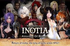 Inotia 4 Cheats Super All Equip . This cheat can be done for any item with Durability Enhancements. (Weapons, armor, shield, gloves, boots, helmets...) so you will be almost invincible from very early levels.