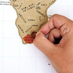 The Scratch Map is a world map with a twist---simply scratch off the areas you've visited to mark your travels! The idea behind the Scratch Off World Map is simple, yet ingenious. Kenya, Tanzania, Grande Route, World Map Poster, Scratch Off, To Infinity And Beyond, Blog Voyage, Travel Maps, Oh The Places You'll Go