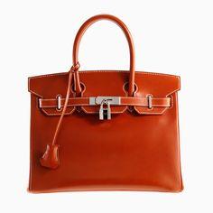 Linda Evangelista Shares Her Winter Mood Board - Hermès Birkin bag