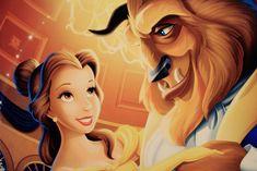 A Bela e a Fera, foi relançado em 3D no começo de 2012