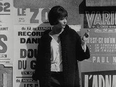"zzzze: ""Jean-Luc Godard From - Vivre Sa Vie,1962 """
