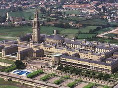Universidad Laboral, Gijón, Asturias