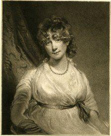 The Hon Mrs E. Bouverie, after John Hoppner, 1797; BM 1902,1011.4942