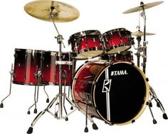 Can't have a band without a drum set