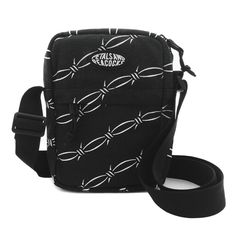 52ca33ee2d Petals and PeacocksProducts · Barb Wire Shoulder Bag in Black