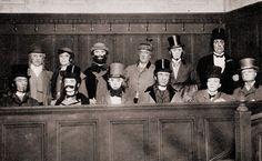 I know I'm weird, but I sorta want to sit on a jury.  #bucketlist