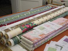 "Stoffe ""Made in Vorarlberg"" Fashion, Fashion Styles, Fabrics, Ideas, Moda, Fashion Illustrations"