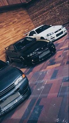 Jdm Wallpaper, Sports Car Wallpaper, Street Racing Cars, Auto Racing, Drag Racing, Best Jdm Cars, Nissan Gtr Skyline, Nissan 370z, Jeep Cars