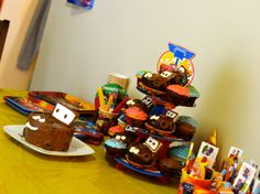 Cars Birthday party success!