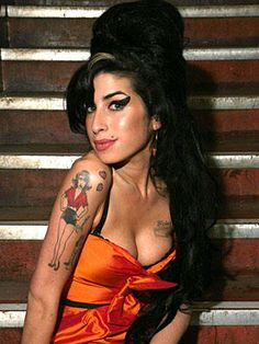Amy Winehouse.. loved her!!