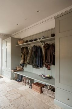 Awesome A bootroom/mudroom designed for an English country house by Artichoke. The post A bootroom/mudroom designed for an English country house by Artichoke…. appeared first on Home Decor Designs Trends . Boot Room, House Design, English Country Kitchens, Country Kitchen Designs, Mudroom Design, Mudroom Laundry Room, House Interior, Room Design, English Country House