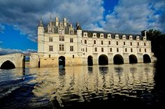 chateaux of the loire valley | Loire Chateaux, France - Holidays in Touraine Loire Valley
