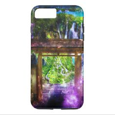 Rainbow Universe's Pathway to Paradise iPhone 7 Plus Case