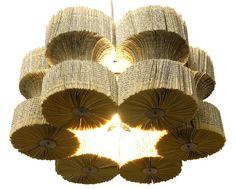 book-chandelier-by-lula-dot   Lilli Green® - Magazin für nachhaltiges Design und Lifestyle