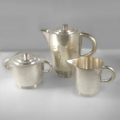International Giftware 3-piece Coffee Set by LURELLE GUILD