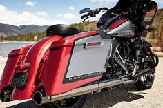 The 2019 CVO Road Glide is designed to turn heads and drop jaws. This limited-edition machine is loaded with custom details, a Milwaukee-Eight 117 Engine, and much more. Cvo Road Glide, Harley Road Glide, Harley Davidson Street Glide, Harley Davidson Motorcycles, Road Glide Custom, Harley Bagger, Bike Prices, Road Glide Special, Road King