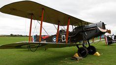 Bristol F.2B Fighter #flickr #biplane #WW1