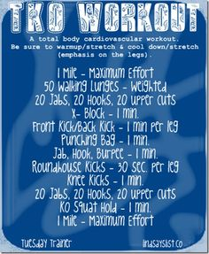 as a kickboxing addict I LOVE this workout!!
