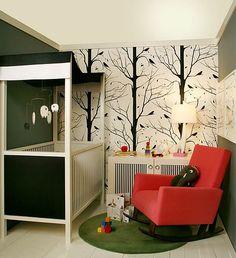 """Barriga Mendinha: Ideias """"loucas"""", mesmo """"loucas"""" para quartos de bebé..."""