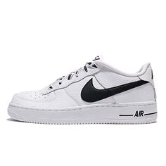 premium selection 87990 84dc5 NIKE Kids Air Force 1 LV8 GS WhiteBlack Youth Size 65   Read more reviews  of the product by visiting the link on the image. (This is an affiliate link)  0