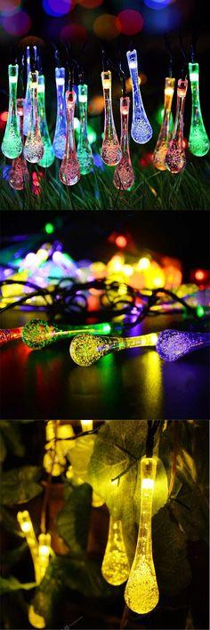 #garden #lighting#christmas#thanksgiving#twinkle#ideas