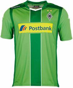 Borussia Monchengladbach 2014-15 Kappa Away Kit
