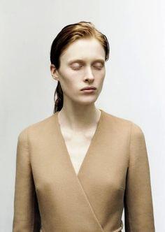 Ilva Heitmann photographed by Thomas Lohr for Tiger Magazine, Fall 2011
