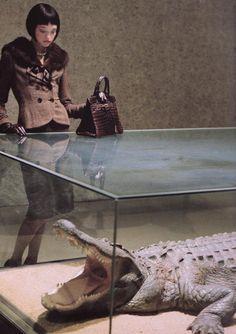 Gemma Ward by Tim Walker for Vogue US