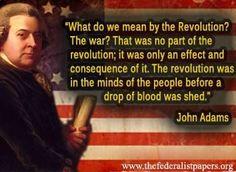 Let's have a revolution!