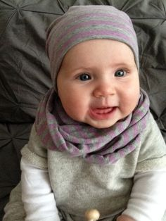 Baby slouchy beanie unisex by MiniEm on Etsy, $17.00