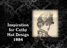Cathy Buckram Frame Hat Pattern