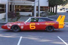 For sale: This 1969 Dodge Charger Daytona - Motorsport Retro 1969 Dodge Charger Daytona, Dodge Daytona, Nascar Museum, Dodge Charger For Sale, Chrysler Hemi, Hemi Engine, Classic Motors, Classic Cars, Retro Cars