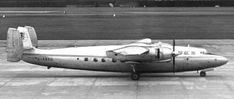 Airspeed Ambassador G-AMAD