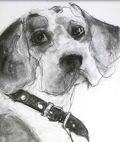 Davide Beagle Art