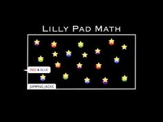 PE Games - Lilly Pad Math - YouTube Literacy Games, Kindergarten Games, Math Games, Camping Activites For Kids, Summer Camp Activities, Pe Lessons, School Lessons, Physical Education Games, Physical Activities