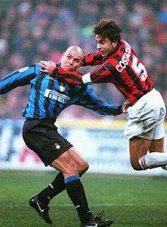 Ronaldo vs Costacurta #inter