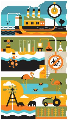 Wired-Environment by Radio, via Behance