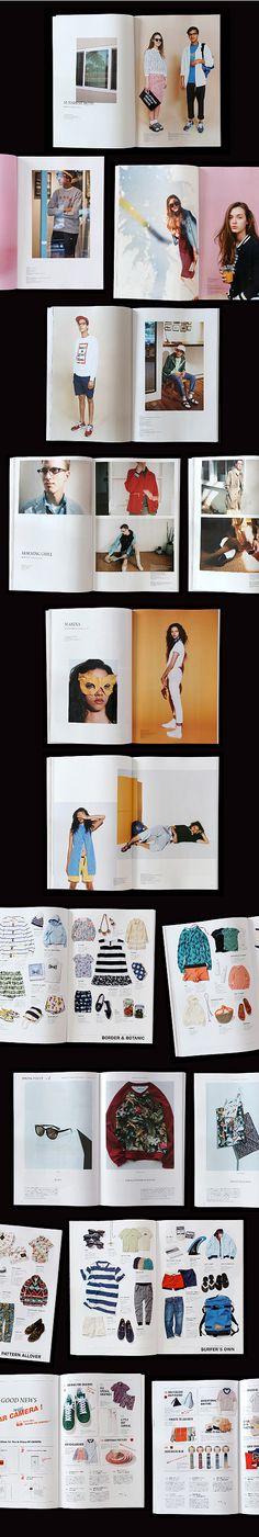 Amazing fashion editorial design                                                                                                                                                     More
