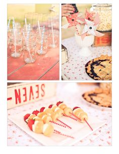 Strawberry Shortcake on a stick! county fair party {stevie pattyn for shop sweet lulu}