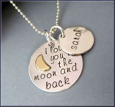 I Love You to the Moon and Back $56