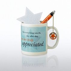 Celebrate your employees on Employee Appreciation Day with a Celebration Gift Set. *CC