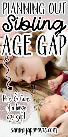 Is a large sibling age gap a bad thing? Read these pros and cons from a mom with kids 7 years apart. Deciding how to space out your babies. Good Parenting, Parenting Hacks, What Is Life About, What Is Like, Building Self Esteem, Positive Discipline, Mom Advice, Newborn Care, Toddler Preschool